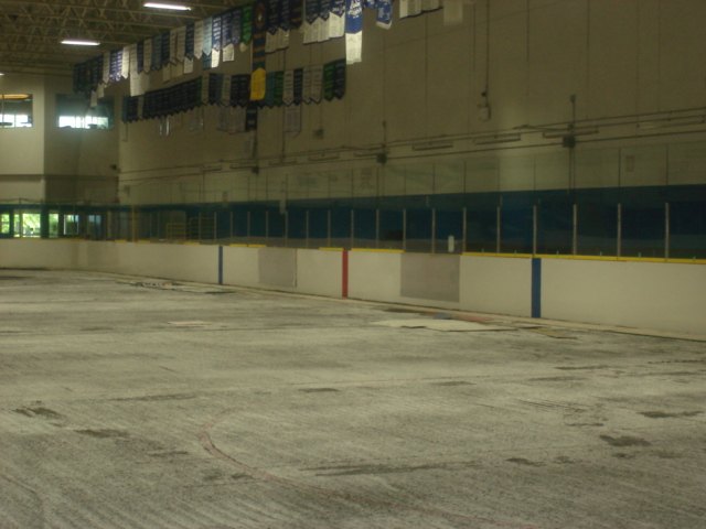 Richmond Ice Arena Nuwest Contracting Ltd